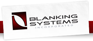 Blanking Systems Incorporated